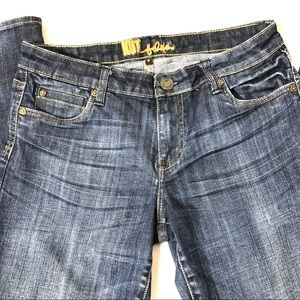 Kut from the Kloth denim jeans bootcut Size 6 EUC